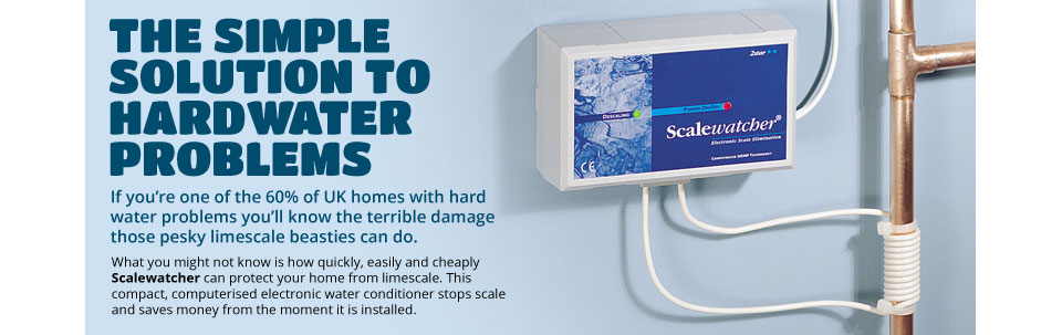 ScaleWatcher Water Softener